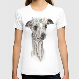 Florence the Whippet T-shirt