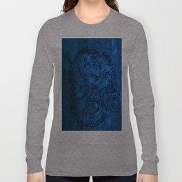 Hippocampus Long Sleeve T-shirt