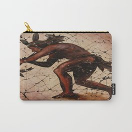 Kokopelli, The Flute Player. Carry-All Pouch