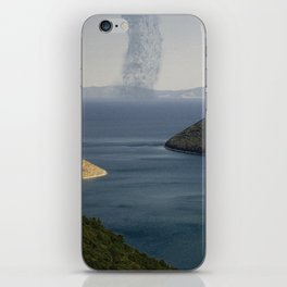 You Can't Trust Water, Even a Straight Stick turns Crooked in It iPhone Skin