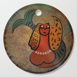 Mythical Mermaid / Icon Cutting Board