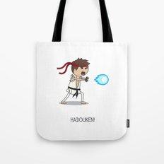 Hadouken! Tote Bag