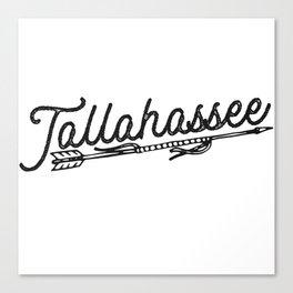 Tallahassee Canvas Print