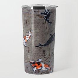 Urban Koi Travel Mug