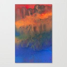 Vent de sable - Velvetink Collection Canvas Print