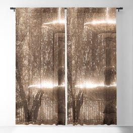 Fountain Blackout Curtain
