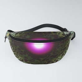 Astral Gateway Abstract Fanny Pack