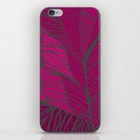 into the wild iPhone & iPod Skins featuring Wild by k_c_s