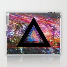Marble Triangle Laptop & iPad Skin