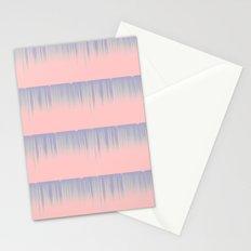 Drip Stripe Stationery Cards