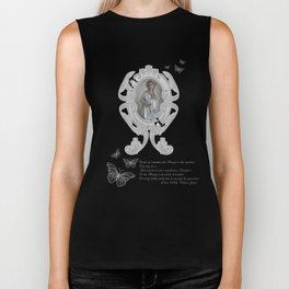 Looking to the Countess Biker Tank