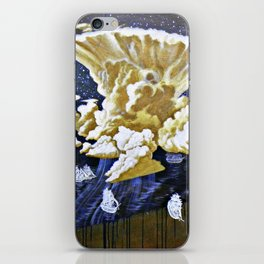 """""""Cold Front"""" iPhone Skin"""