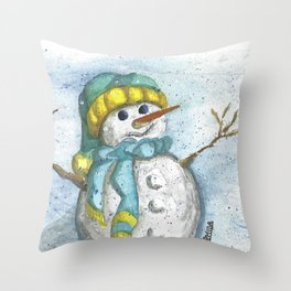 Armida's Art - Christmas Throw Pillow