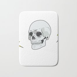 Bride or Die Til Death Do Us Part Bath Mat