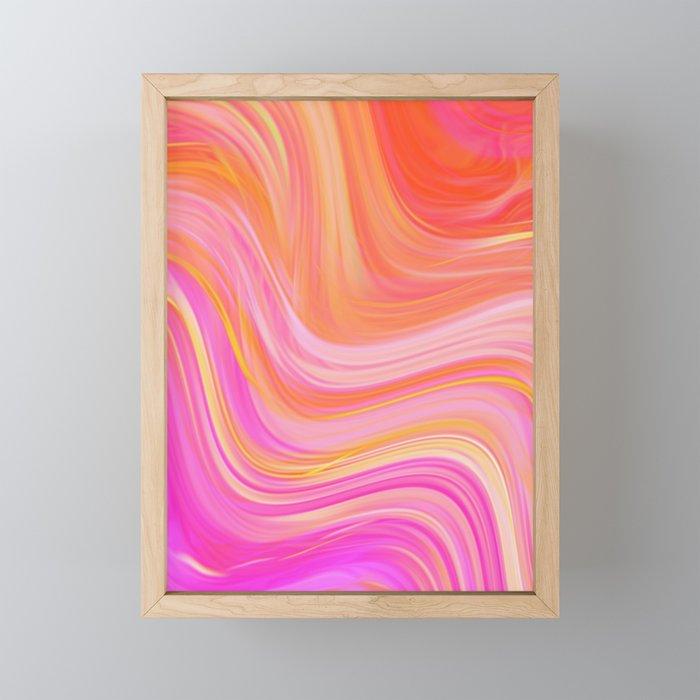 Gleas Framed Mini Art Print