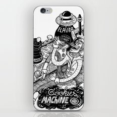 Cookies Machine iPhone & iPod Skin