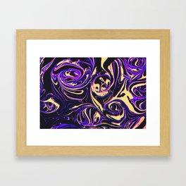-dread- Framed Art Print