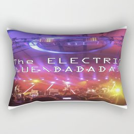 Dadada 32 remix / M83 Rectangular Pillow