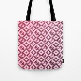 Magenda Geometric Pattern Tote Bag
