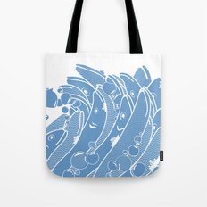 The Ocean is Alive Tote Bag
