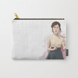 Tessa Gray Carry-All Pouch