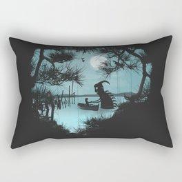 Meet Again Rectangular Pillow