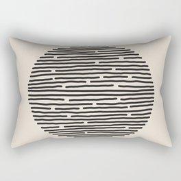 river stones Rectangular Pillow