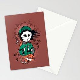 Emily Brontë Holy Writer Stationery Cards