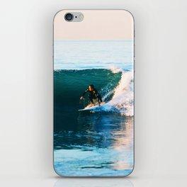 Warm Surf iPhone Skin