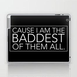 BADDEST Laptop & iPad Skin