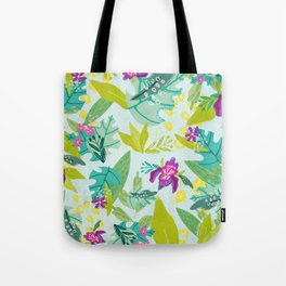 Tropical Retreat Tote Bag