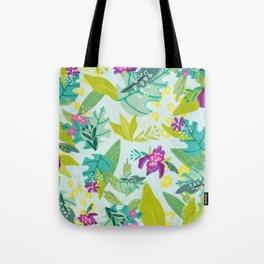 Tropical Retreat Tote Bag