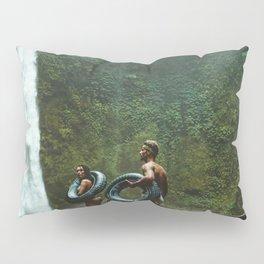 Adult adventure beauty mountain Pillow Sham