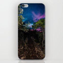 Beware of mountain lions :) iPhone Skin