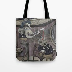 The Stone of Folly Tote Bag