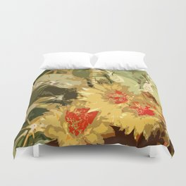 Cactus Beauty Duvet Cover