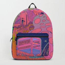 Solar Exudus Vaporwave Backpack