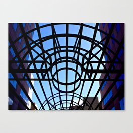 Eye for Business Canvas Print