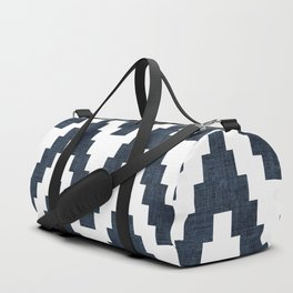 Twine in Navy Blue Duffle Bag