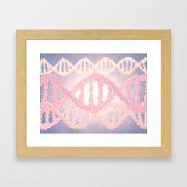 Genetics Framed Art Print