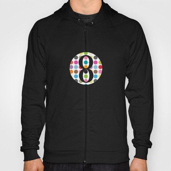 tee shirt 8 Hoody