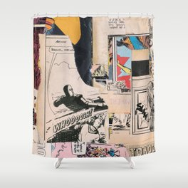 Mpere Shower Curtain
