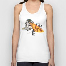 Bad Day At The Office Unisex Tank Top