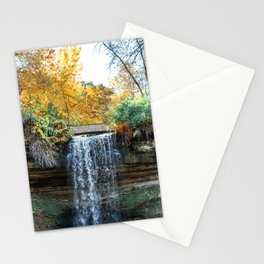Minnehaha Falls Minneapolis Stationery Cards