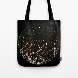 Explosion of colors_7 Tote Bag