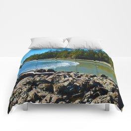 Tofino, Vancouver Island BC Comforters