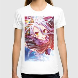 Shiro & Sora No Game No Life T-shirt