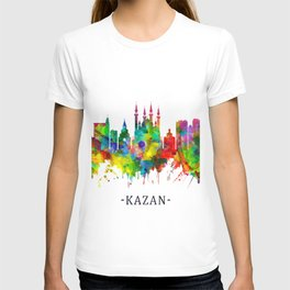 Kazan Russia Skyline T-shirt