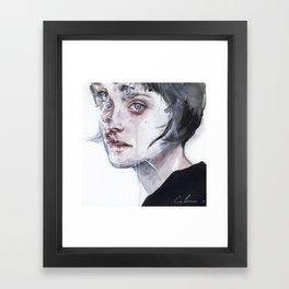 coming true Framed Art Print