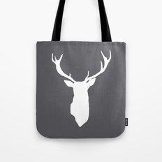 Deer Antlers Tote Bag